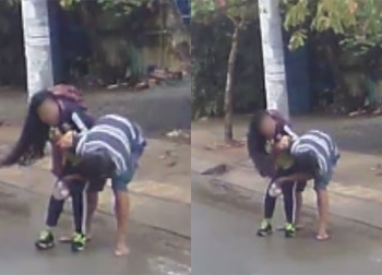 Xác định danh tính nam thanh niên bị tố sàm sỡ nữ sinh giữa đường phố Sài Gòn
