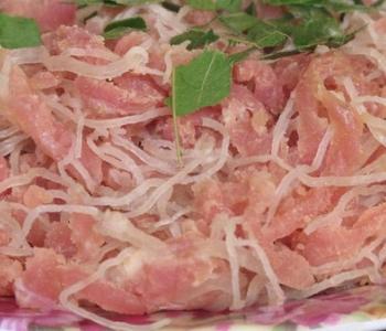 Ăn thịt chưa chín, lợn gạo dễ mắc ấu trùng sán lợn