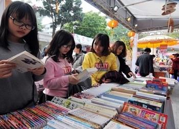 Hà Nội sẽ có Phố sách hoạt động hàng ngày