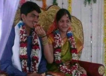 Xót xa người vợ trẻ bị chồng thiêu sống vì thi trượt đại học