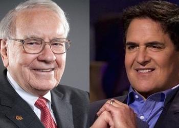 Lời khuyên tài chính đắt giá nhất năm 2017 từ Mark Cuban, Warren Buffett