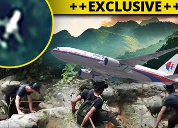 Tìm MH370 trong rừng Campuchia, thấy những điều đáng sợ