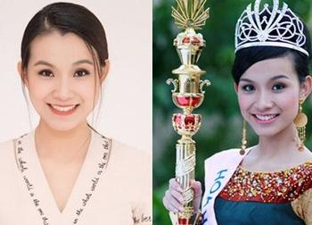 Nhan sắc đẹp không tuổi của hoa hậu Thùy Lâm