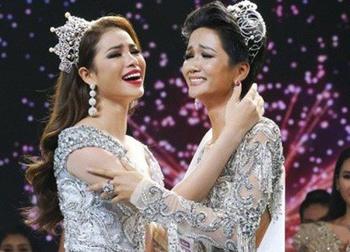 Vì sao H'Hen Niê xứng đáng với ngôi vị Hoa hậu Quốc dân hơn Phạm Hương?