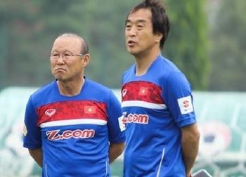 Ai thay HLV Park Hang-seo dẫn dắt U22 Việt Nam tại SEA Games 2019?
