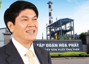 Sau một thông báo, ông trùm thép Việt bay gần 5.000 tỷ đồng