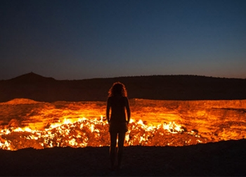 'Cổng địa ngục' của thế giới nằm ở đâu?