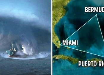 Bí ẩn chưa lời giải đáp về tam giác quỷ Bermuda