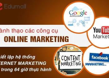 Học marketing online ở đâu và như thế nào cho hiệu quả?
