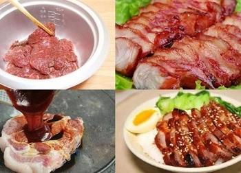 Nướng thịt bằng nồi cơm điện chỉ 30 phút đã có món ăn cực ngon, 'tưởng không dễ mà dễ không tưởng'