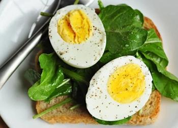 Một tuần nên ăn bao nhiêu quả trứng?