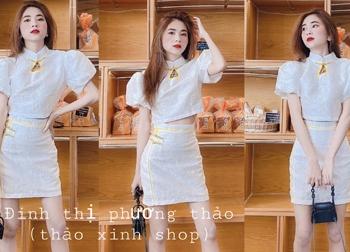 Thảo Xinh Shop: Thương hiệu thời trang nữ được giới trẻ ưa chuộng