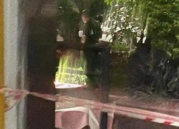 Một phụ nữ rơi từ tầng 9 chung cư TDC Plaza xuống đất tử vong
