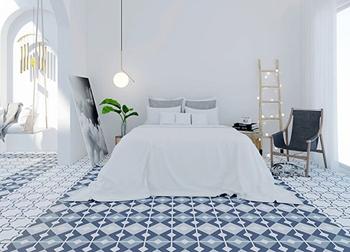 Chọn thảm trải sàn cho phòng ngủ cần lưu ý những gì?