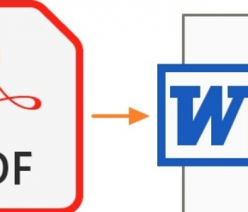 Mẹo chuyển file pdf sang file word nhanh chóng, tiện lợi, giữ nguyên font