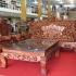 Bộ bàn ghế Rồng 10 tấn: Tây trả gần 3 tỷ không bán