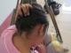 Điều tra vụ giáo viên tiểu học đánh đập, cắt tóc nữ tạp vụ cùng trường