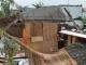 Lốc xoáy làm sập và tốc mái 36 căn nhà ở Bình Phước