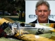 Siêu sao 'Star Wars' gặp tai nạn máy bay kinh hoàng