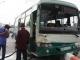 Hành khách hoảng loạn vì xe buýt tông xe khách giường nằm