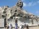 Mới khánh thành, nền gạch tượng đài Mẹ Việt Nam Anh Hùng bị vỡ