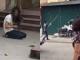 Nóng: 'Nữ quái' cầm kim tiêm đâm người loạn xạ tại chợ Hà Đông