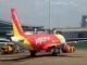 Máy bay Vietjet phải hạ cánh khẩn ở Đà Nẵng