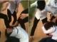 Phẫn nộ nữ sinh bị đánh hội đồng dã man ở trường còn bị 'phục kích' khi đi học về