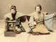 Chùm ảnh màu tuyệt đẹp về kỹ nữ và samurai Nhật Bản từ thế kỷ 19