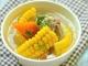 Ngô hầm xương - món ăn ngon ngọt cho bữa cơm gia đình
