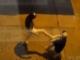 Thiếu nữ đánh bạn trai tàn nhẫn ngay giữa đường