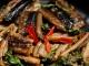 Cách nấu món lươn xào sả, ớt thơm cay cho những ngày mưa