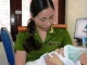 Bé sơ sinh 20 ngày tuổi suýt bị bán sang Trung Quốc
