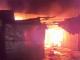 Cháy chợ ở Hà Tĩnh, nhiều ki-ốt bị thiêu rụi