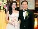 Miss teen Xuân Mai rạng rỡ bên chồng đại gia trong lễ cưới