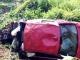 BMW lao xuống vực 2 người chết, 5 người bị thương