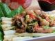 Vịt xào măng trúc ăn là nghiền