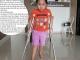 Tâm sự đắng chát của người mẹ có con bị xe đâm gãy chân ở trường