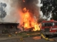 Kinh hoàng rơi máy bay ở California, ít nhất 3 người thiệt mạng