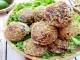 Cách làm bánh khoai lang tím nhân tôm thịt chiên xù giòn ngon