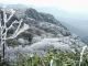Cận cảnh đỉnh Phia Oắc, Cao Bằng chìm trong băng tuyết