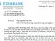 Eximbank trả lời thế nào vụ khách hàng đòi 27,8 tỷ đồng?