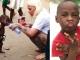 Hình ảnh mới nhất của cậu bé 2 tuổi từng bị bỏ đói gây chấn động thế giới