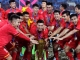 Nhìn lại một năm đỉnh cao của bóng đá Việt Nam