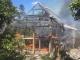 Bà hỏa thiêu rụi nhà sàn, cụ bà 81 tuổi ở Lào Cai tử vong