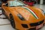 Bắt gặp Ferrari 599 GTO màu cam duy nhất trên thế giới