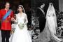 Những bộ váy cưới Hoàng gia đình đám nhất trong 1 thế kỷ qua