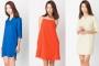 Khám phá bộ sưu tập đầm Minimalism tại Online fashion week