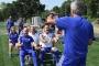Cầu thủ Chelsea cười nghiêng ngả vì trò đùa của HLV Mourinho