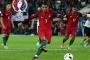 Bị Áo cầm hòa, HLV Bồ Đào Nha không dám chê Ronaldo